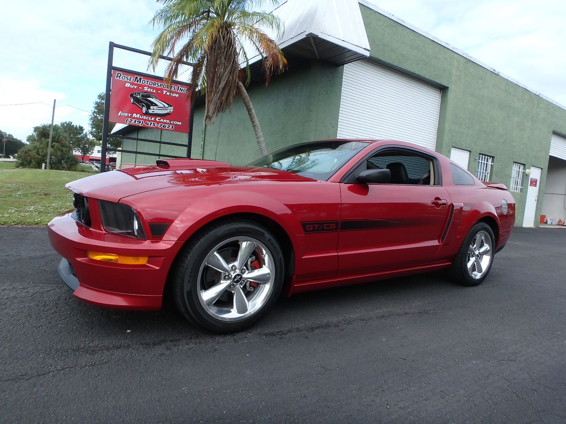 Used 2008 Ford Mustang GT California Special