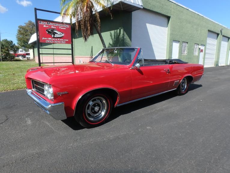 Used 1964 Pontiac Lemans for sale $23,900 at Rose Motorsports, Inc. in Fort Myers FL