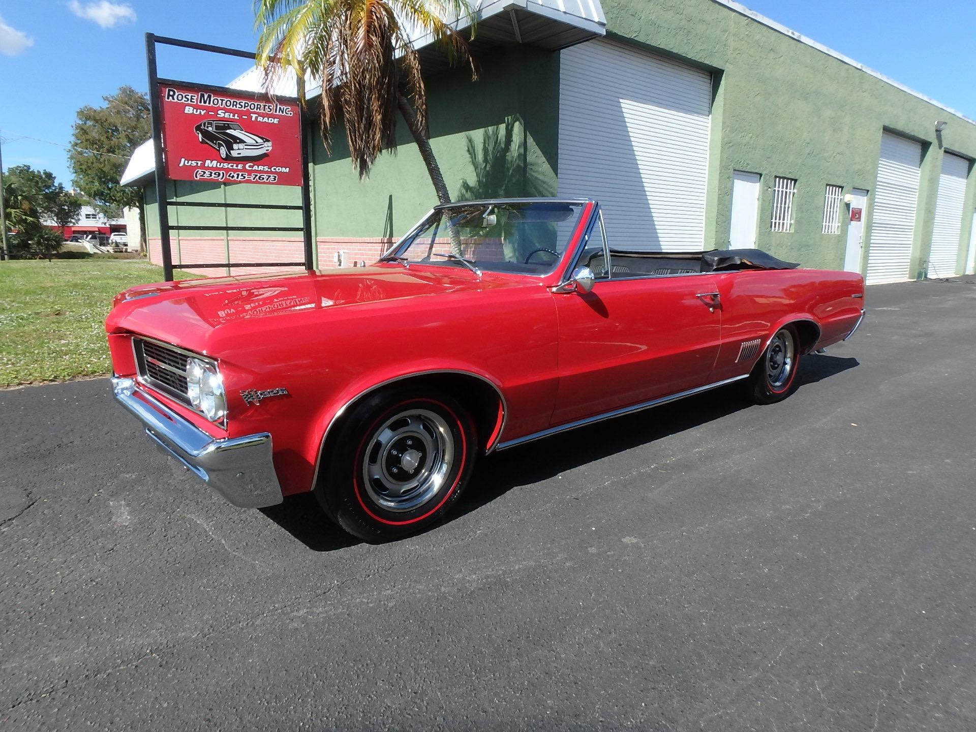 Used 1964 Pontiac Lemans
