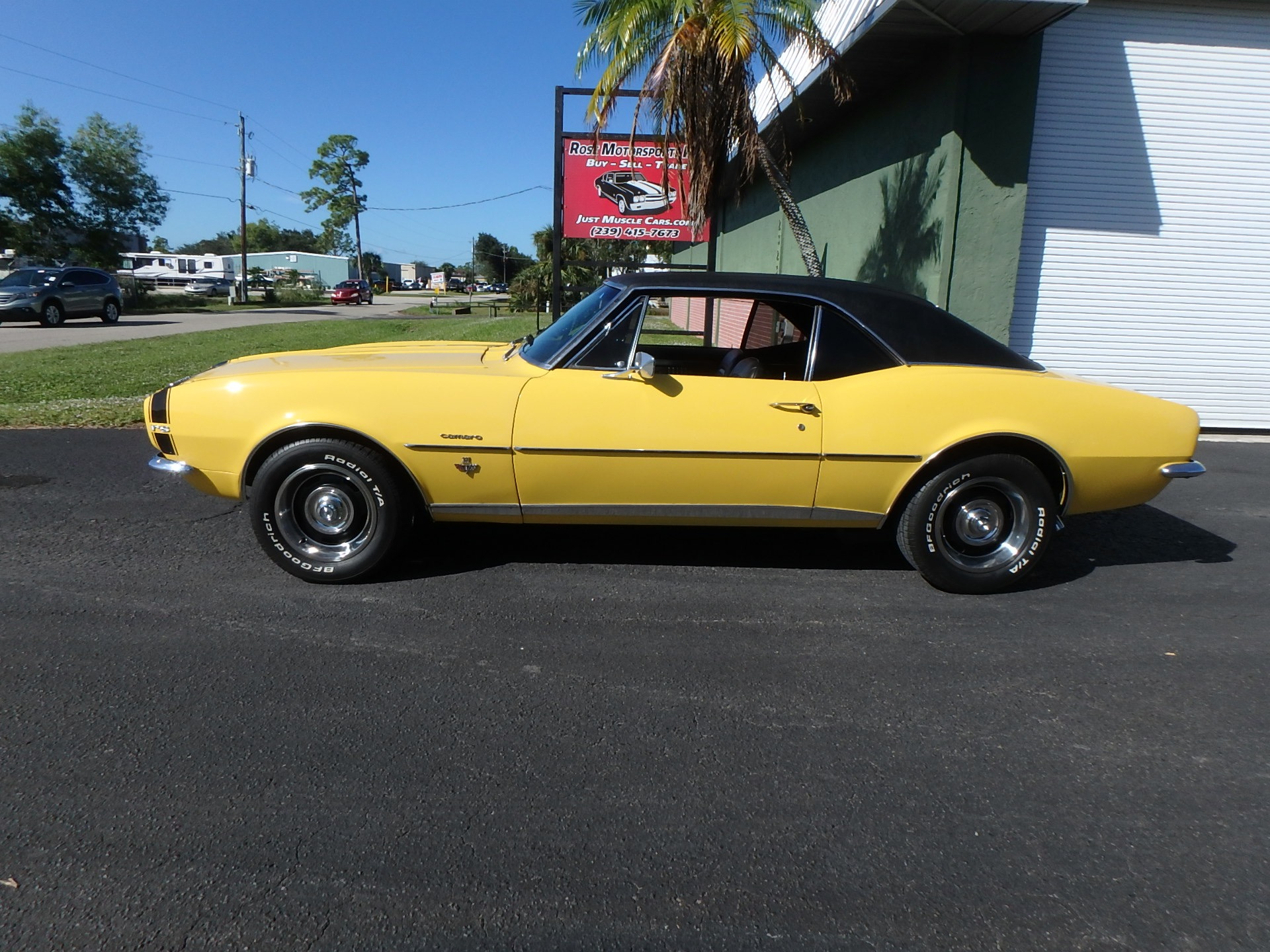 Used 1967 Chevy Camaro RS