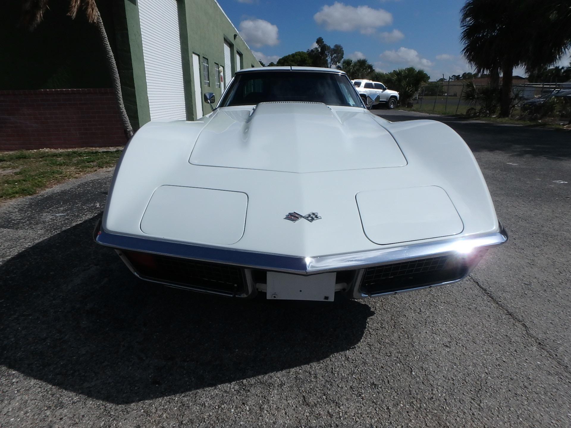 Used 1972 Chevrolet Corvette Stingray