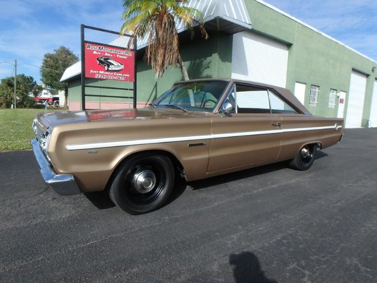 Used 1966 Plymouth Belvedere II for sale $18,900 at Rose Motorsports, Inc. in Fort Myers FL