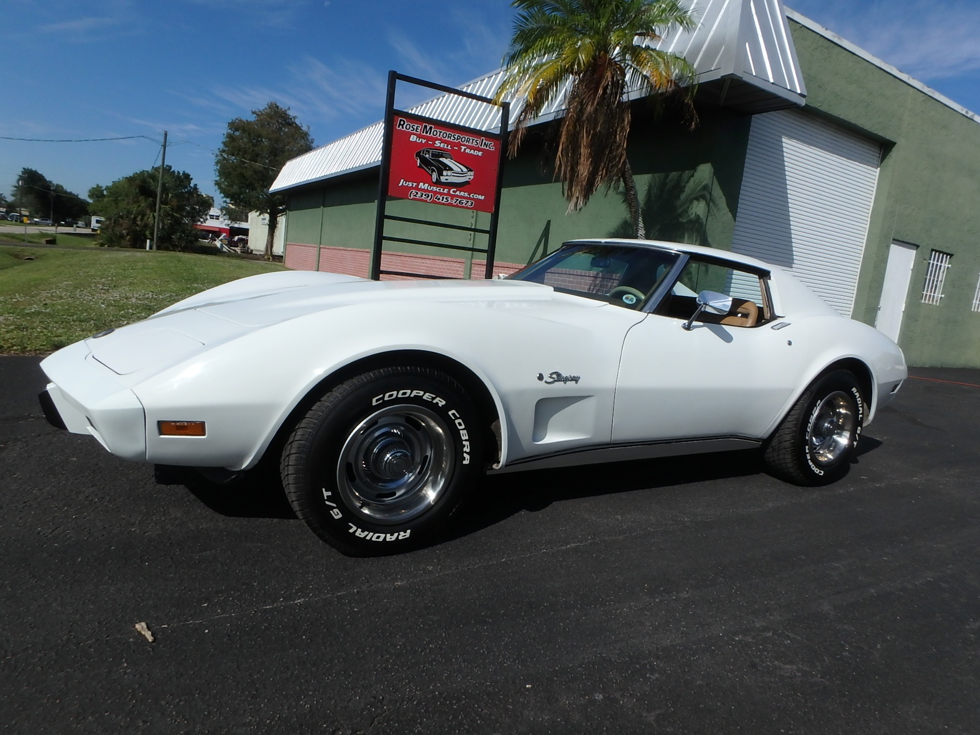 Used 1975 Chevy Corvette T Tops