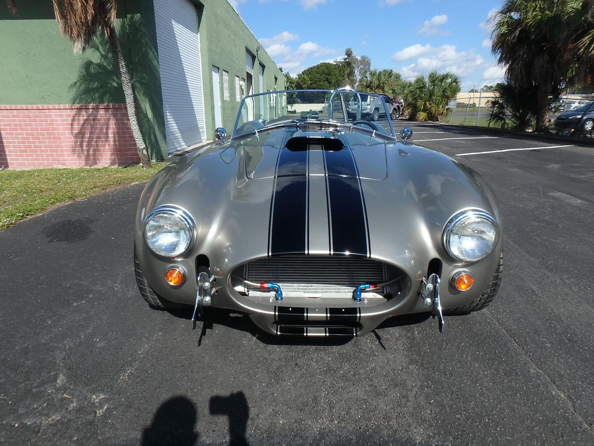 Used 1966 Shelby Cobra