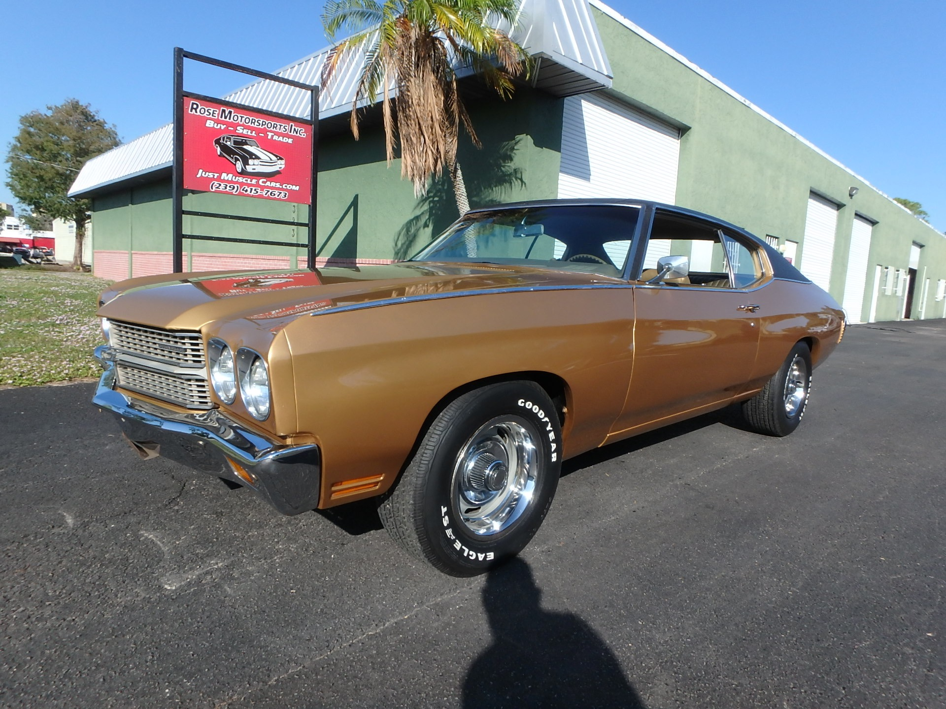 Used 1970 Chevy Chevelle Malibu