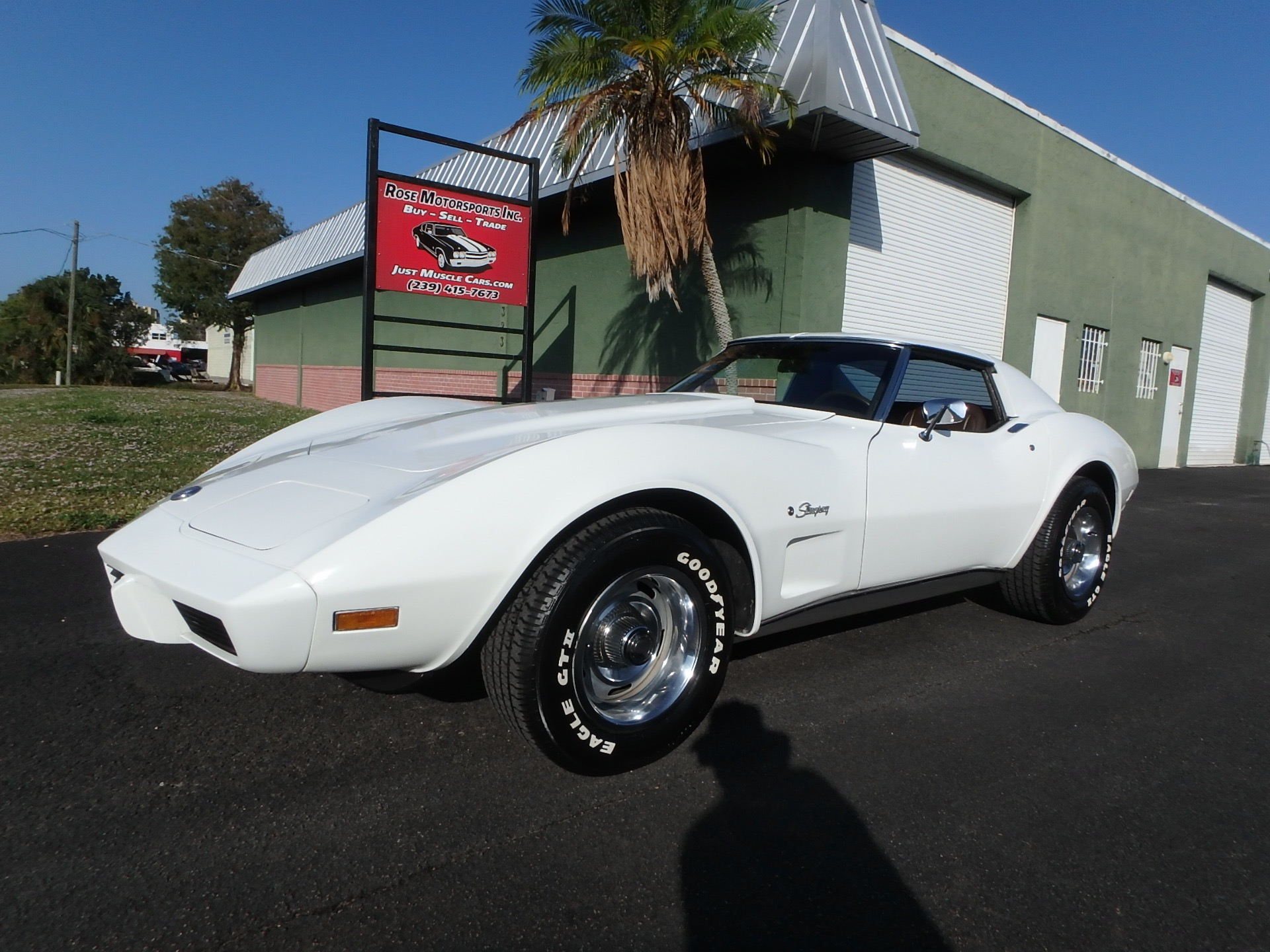 Used 1976 Chevy Corvette
