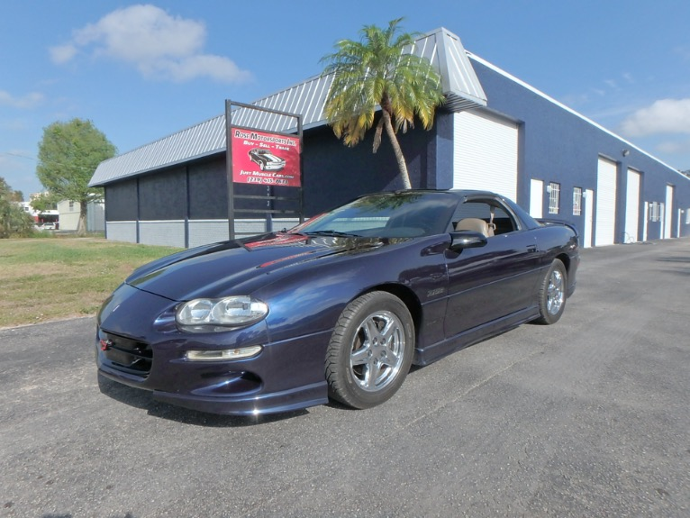 Used 1999 Chevy Camaro Z28 for sale $13,900 at Rose Motorsports, Inc. in Fort Myers FL
