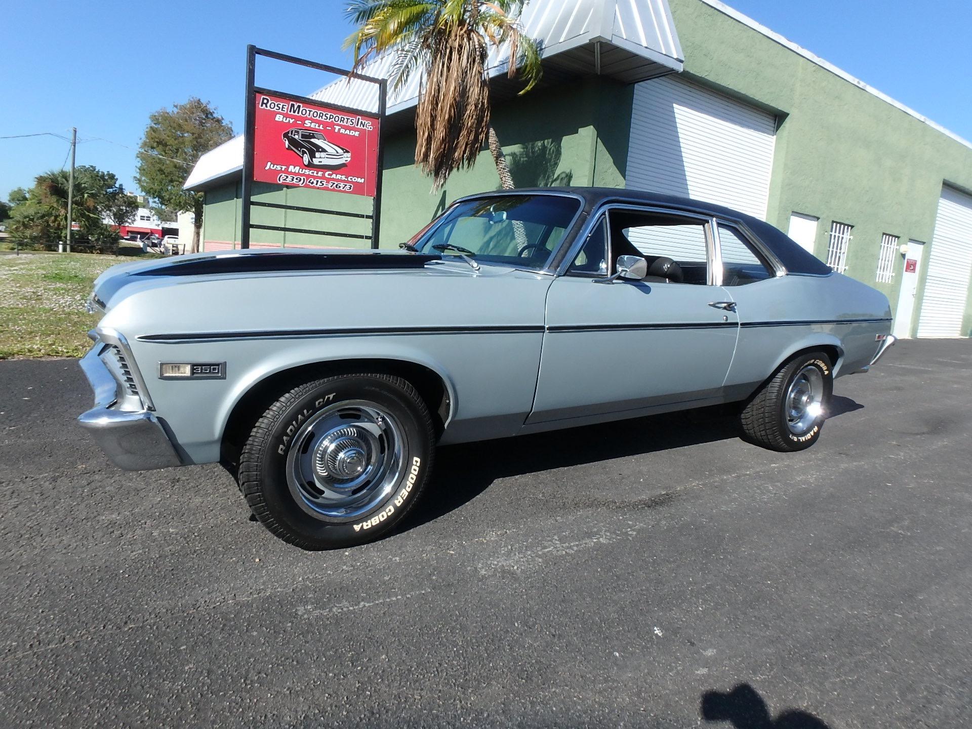Used 1970 Chevy Nova SS