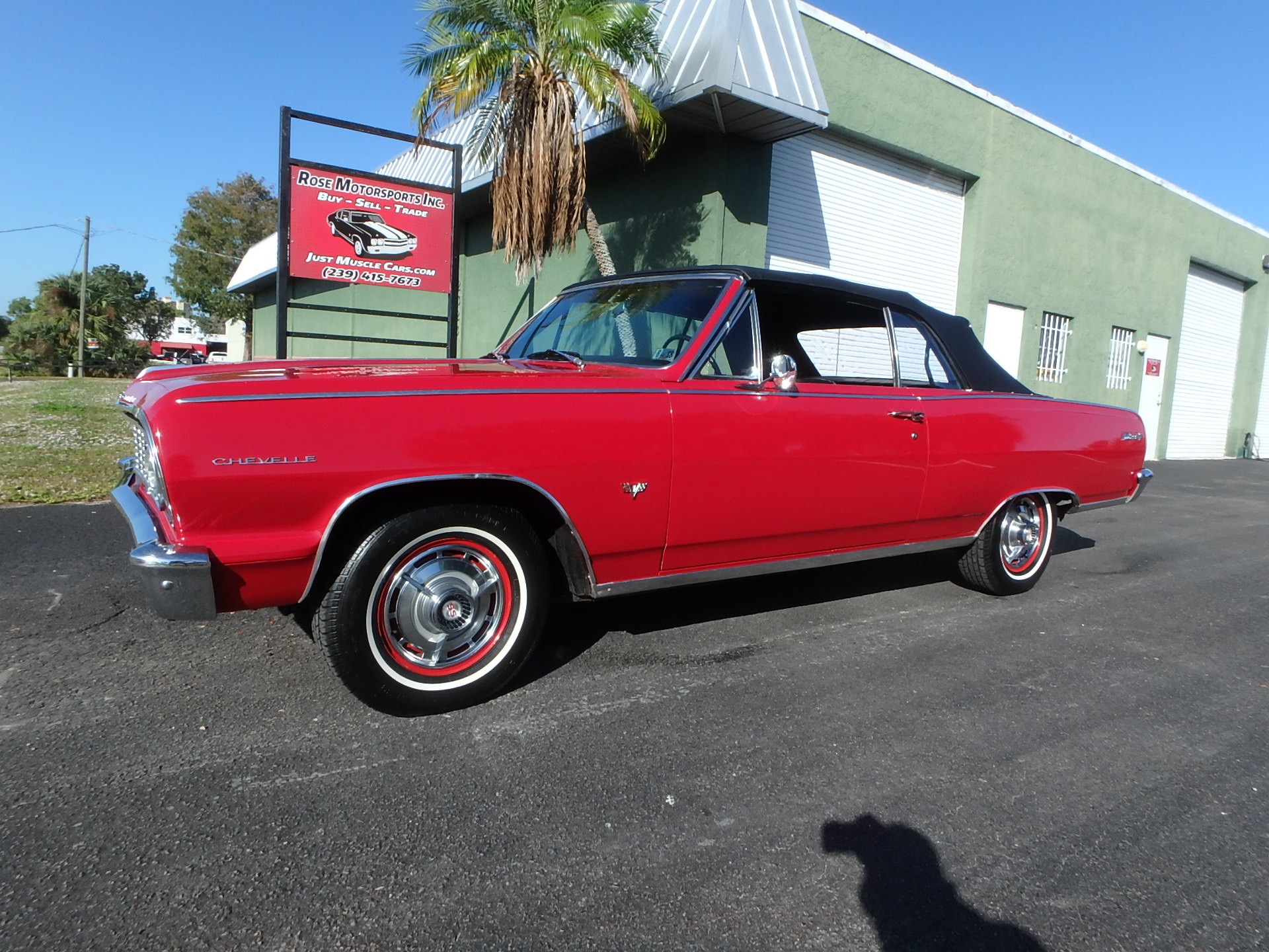 Used 1964 Chevy Chevelle Convertible SS