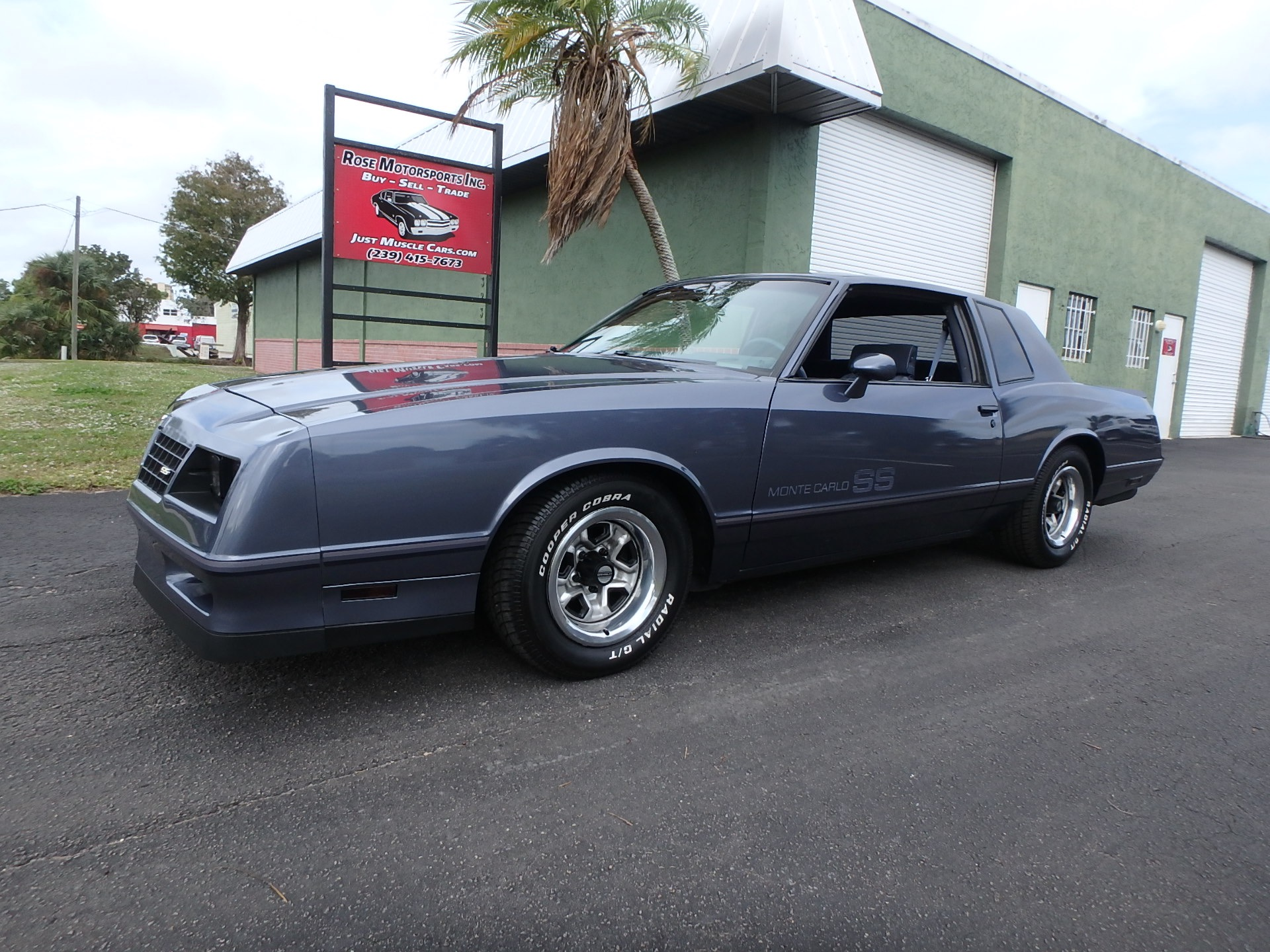 used 1984 chevy monte carlo ss for sale 13 900 rose motorsports inc stock 2421 used 1984 chevy monte carlo ss for sale