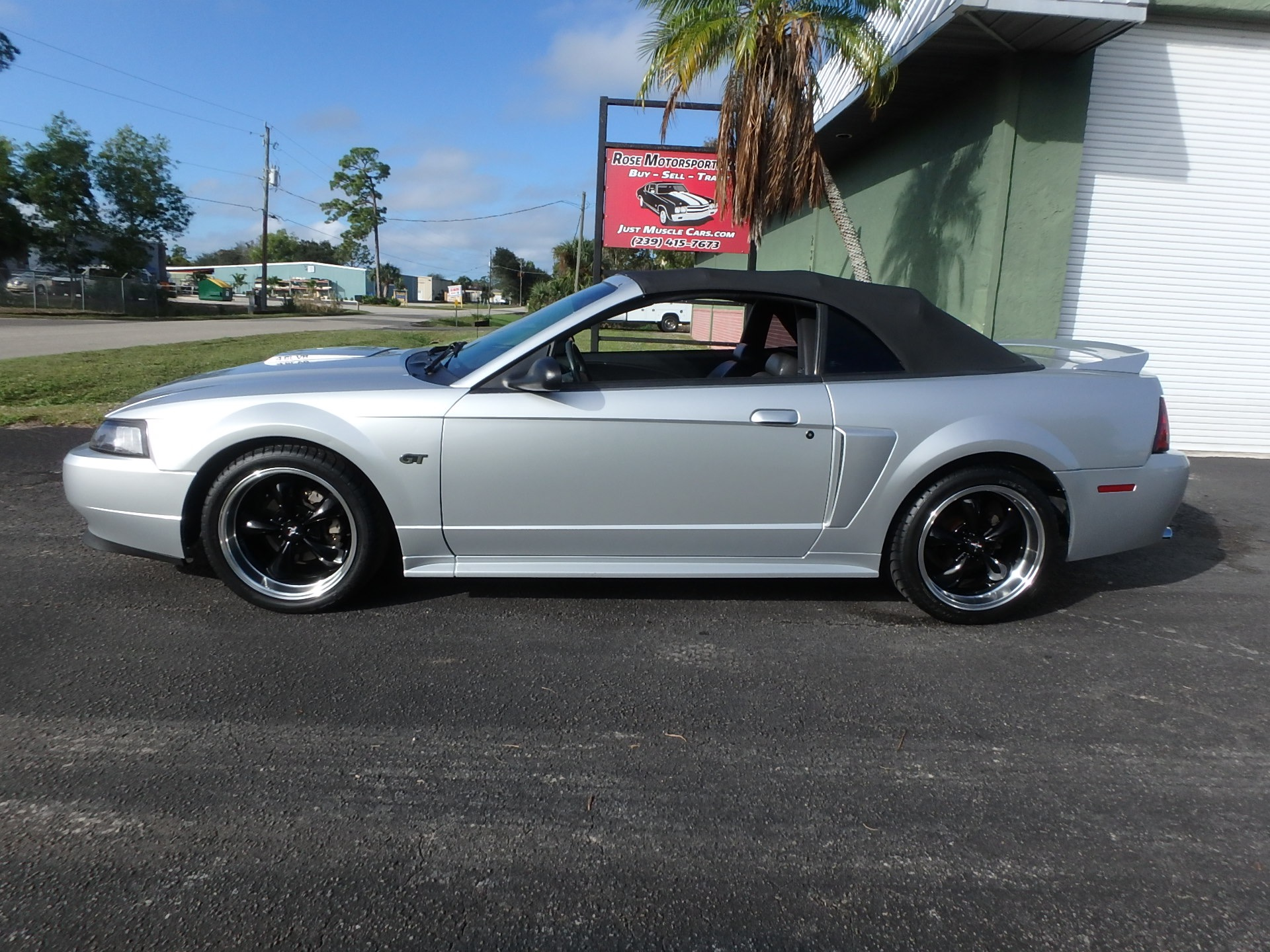 Used 2000 Ford Mustang GT