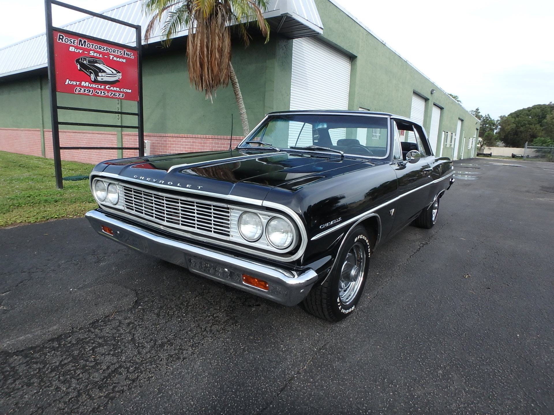 Used 1964 Chevy Chevelle Malibu
